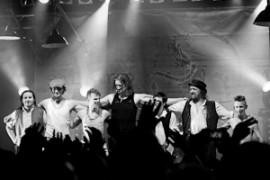 Saltatio Mortis & Das Niveau – Sturm Aufs Paradies Tour Teil 2 − 23.03.2012, Posthalle, Würzburg-Titelbild