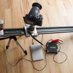 Slider, Motion Controller & Akku