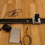 Slider V2 - Motor fixiert