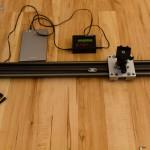 Slider V2 - Akku angeschlossen