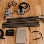 Slider V2 - Umlenkrolle montiert
