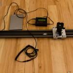 Slider V2 -Kameraauslöser angeschlossen