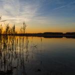 Abend am Seddiner See